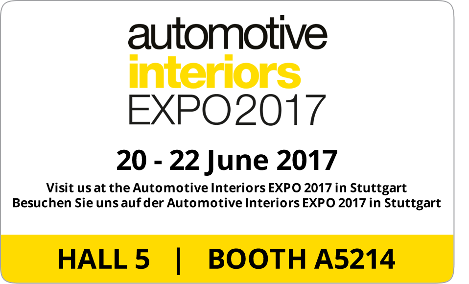 Automotive Interiors Expo 2017