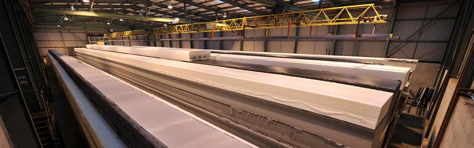 Caligen Foam Production